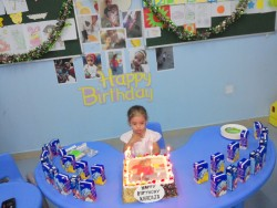 Khadija Birthday