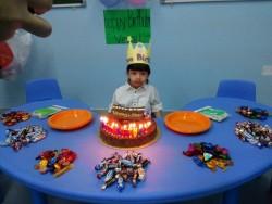 Verrell's Birthday