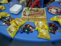 Hrugved's Birthday