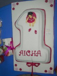 Aicha Birthday Celebration